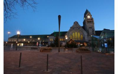 Gare de Metz - Oxyzen Formations