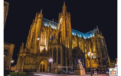 Cathédrale Saint-Etienne de Metz - Oxyzen Formations
